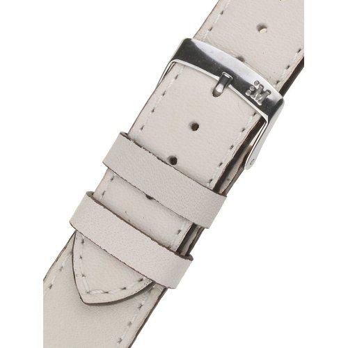 Morellato A01X3688A37026CR20 White Watch Strap 20mm