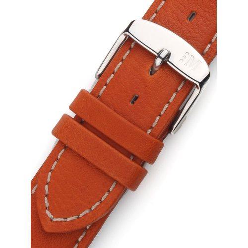 Morellato A01U3821712042CR18 Orange Watch Strap 18mm