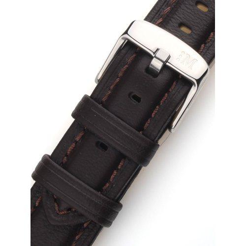 Morellato A01X3823A58032CR18 Brown Watch Strap 18mm
