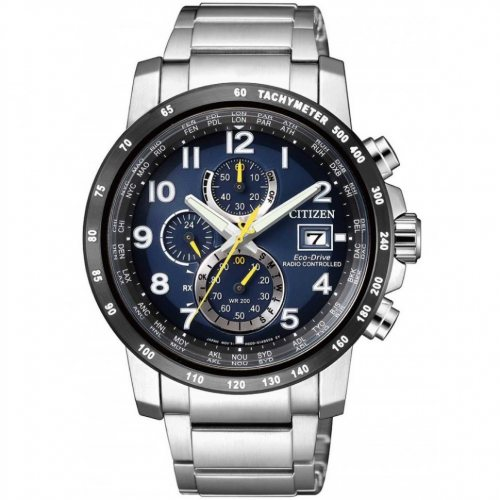 Citizen AT8124-91L Eco-Drive Sports Radio Controlled 43mm 20 ATM