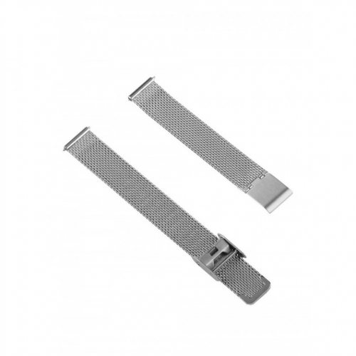 Cluse Replacement Strap CLS345 [16 mm silver + silver Buckle