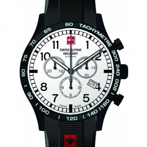 Swiss Alpine Military 1746.9872 chrono 43mm 10ATM