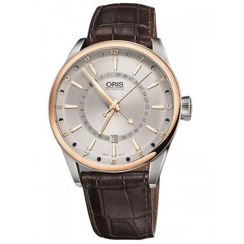 ORIS 0176176916331-0752180FC Artix Pointer Moon automatic 42mm 10ATM