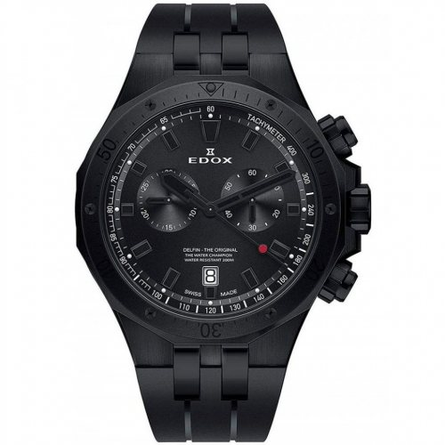 Edox 10109-37NCA-NINO Delfin chronograph 43mm 20ATM