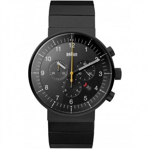 Braun BN0095BKBKBTG Prestige chrono 43mm 5ATM